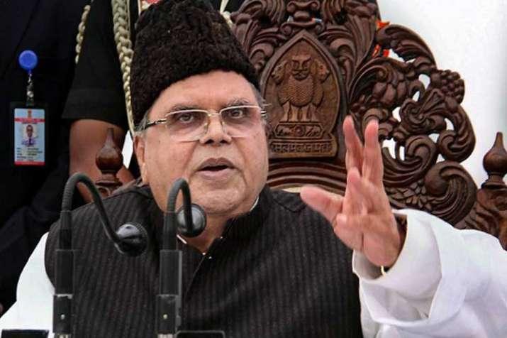 Jammu and Kashmir Satyapal Malik
