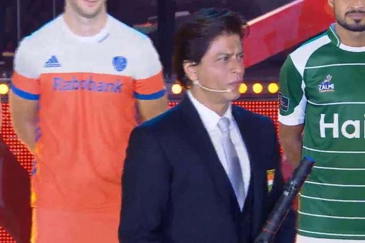 shah rukh khan on hockey world cup 2018
