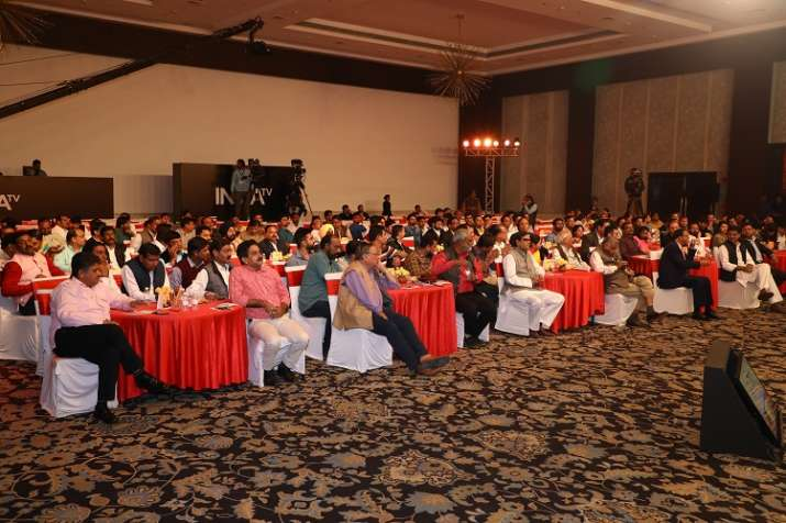 India Tv - India TV organisesmega election conclave Chunav Manch