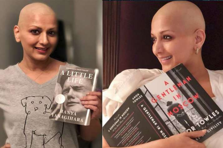 Image result for Sonali Bendre Cancer