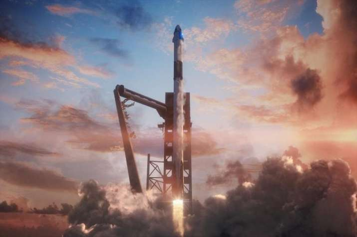 NASA, SpaceX gear up to test rocket that will carry people