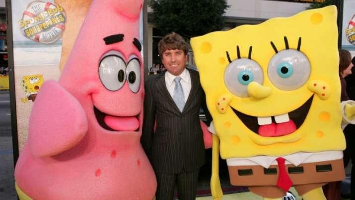 India Tv - SpongeBob creator Stephen Hillenburg dies at 57
