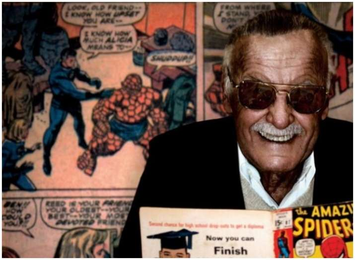 Stan Lee died at 95, 8 unknown facts about the American comics writer