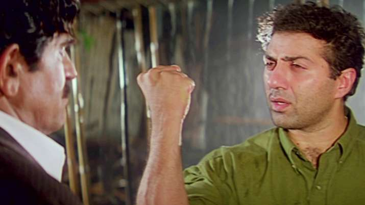 Why is Sunny Deol's light years behind?