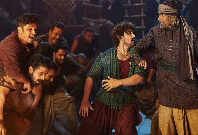 Thugs Of Hindostan Audience Review Netizens Not Happy With Aamir