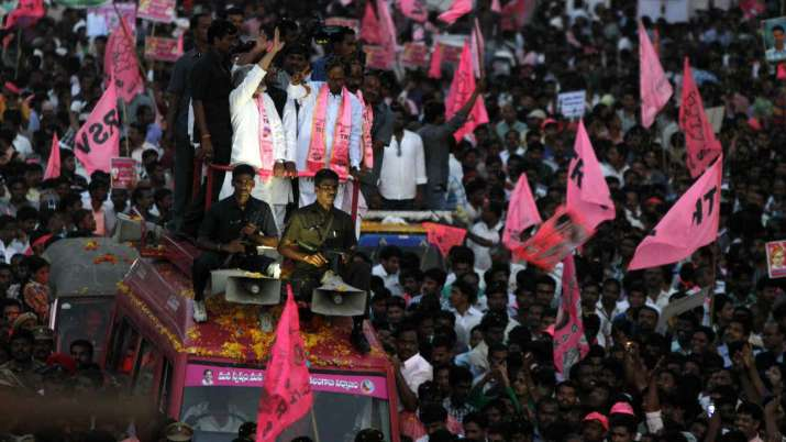 Telangana, India's youngest state will go on polls- first