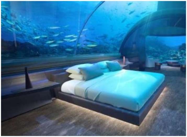 India Tv - Maldives travel tips: Visit world's first-ever underwater villa Muraka in Male
