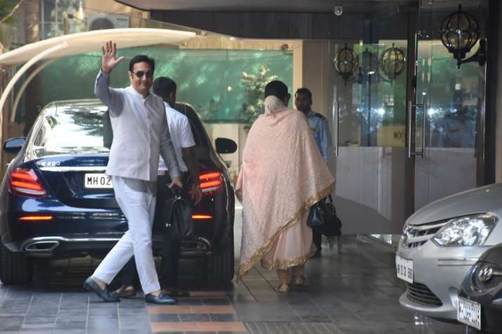 India Tv - Ranveer Singh's parents