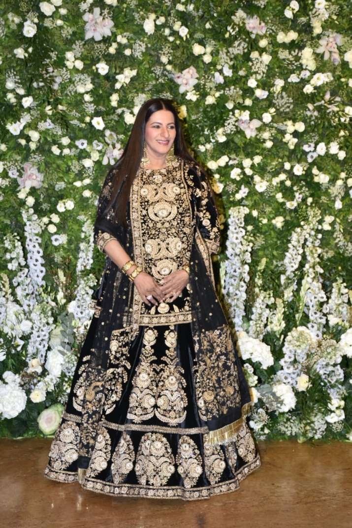 India Tv - Mother Anju Bhavnani