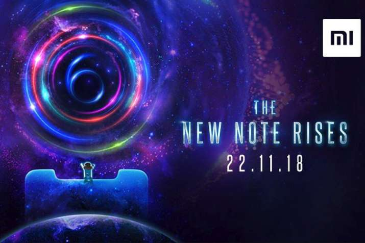 Xiaomi Redmi Note 6 Pro launching in India on November 22