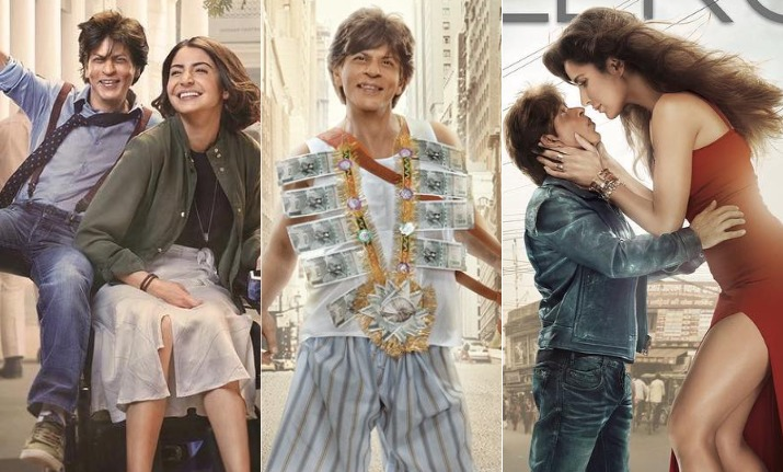 Shah Rukh Khan:Shah Rukh Khan On Zero: 'My Last Film Was A Disaster