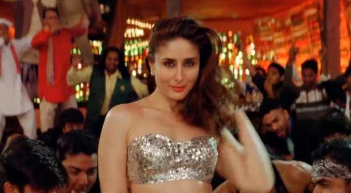India Tv - Kareena Kapoor Khan in Mera Naam Mary Hai song