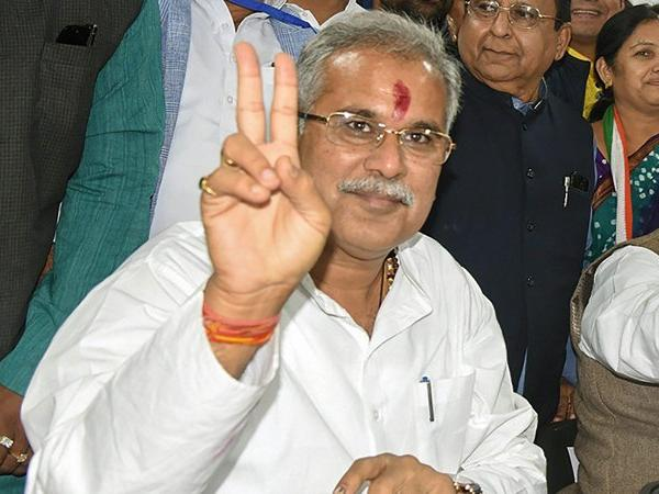 Bhupesh Baghel, newly elected chief minister of