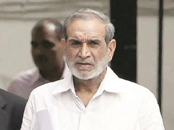 Former Congress leader Sajjan Kumar