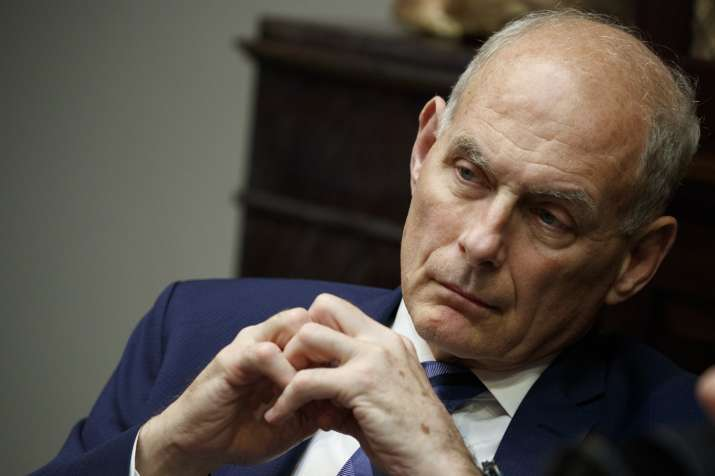 Kelly had been credited with imposing order on a chaotic