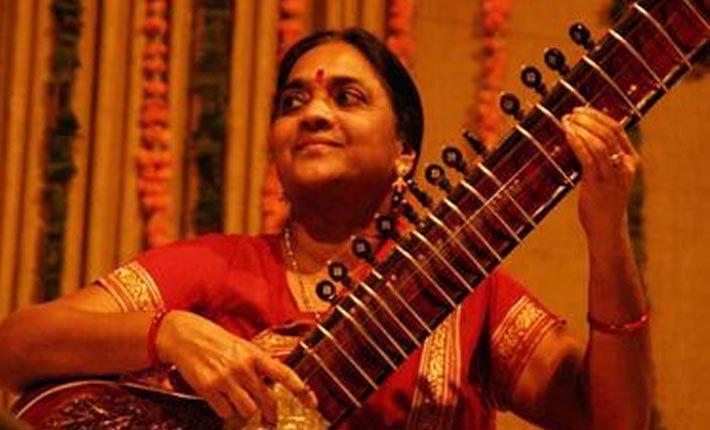 Sitarist Manju Mehta honoured with 'Tansen Samman'