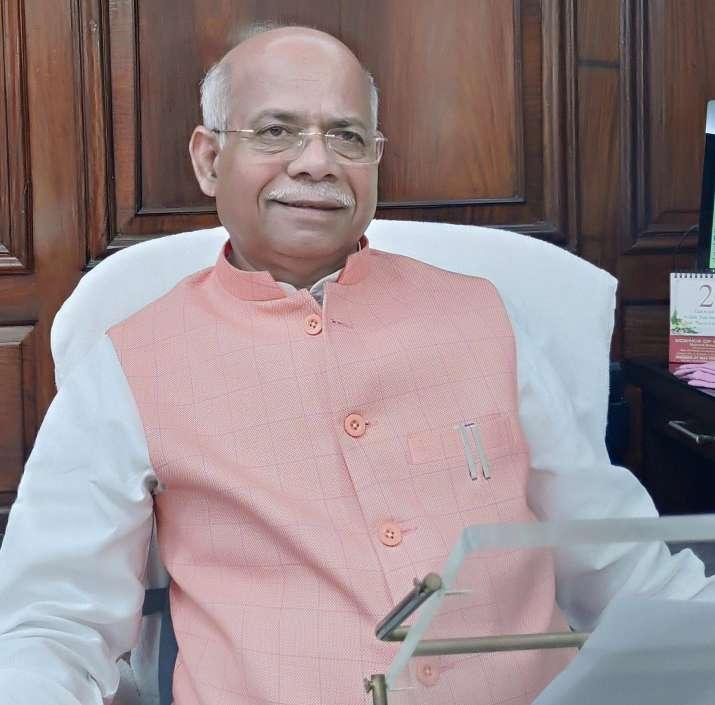 Union Minister of State for Finance Shiv Pratap Shukla