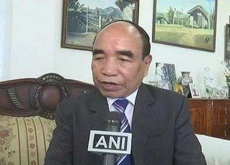 Chief MinisterZoramthanga