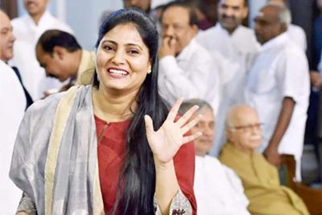 Minister of State for Health and Family Welfare Anupriya