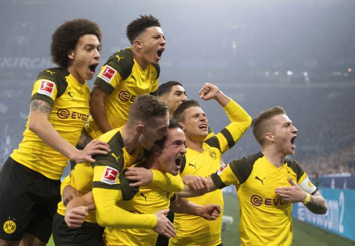 India Tv - Dortmund are currently unbeaten in Europe