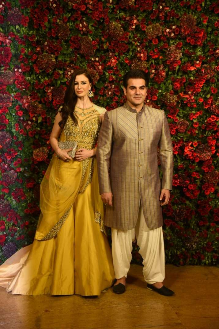 India Tv - Arbaaz Khan and Giorgia