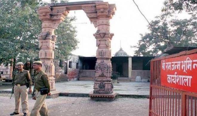 Babri mosque demolition anniversary: Ayodhya seers seek