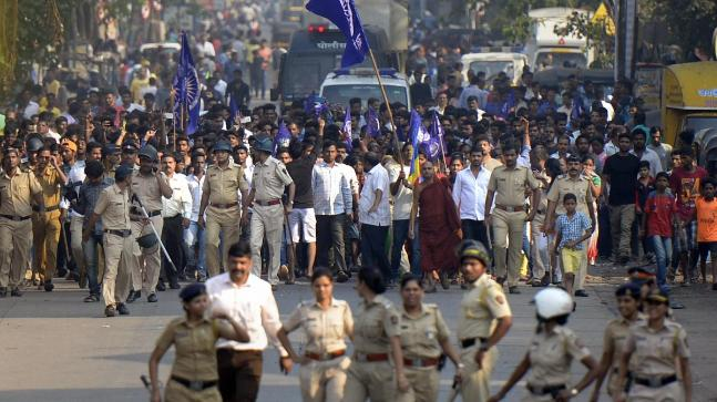 India Tv - Bhima Koregaon violence has been termed as a part of a larger conspiracy by the invetsigators.