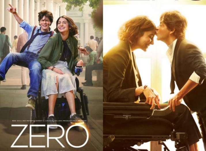 Zero Movie (2018): Advance Booking, Ticket Price, Showtimes for Zero, Book Tickets Online on BookMyS