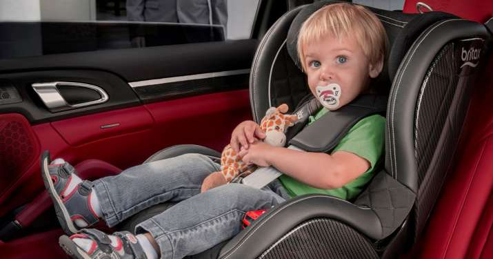 Toxic Flame Retardants In Kid S Car Seats May Cause Harm