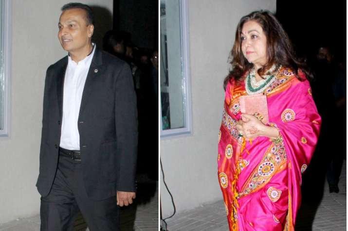 India Tv - Anil Ambani and Tina Ambani
