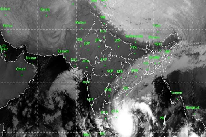 Cyclone Phethai: Andhra Pradesh on high alert, NDRF teams deployed in coastal districts; heavy rainfall to hit Odisha over next two days