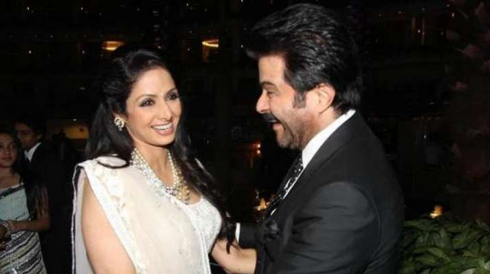 Anil Kapoor reveals fond memories of Sridevi, says he would