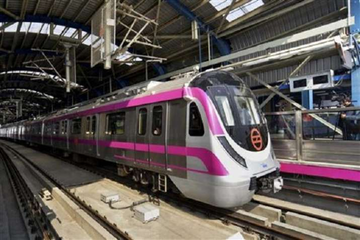 Timings of Delhi Metro's Pink Line changed due to technical