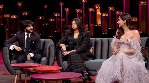 Koffee with Karan 6 promo: Kapoor siblings Sonam, Rhea and