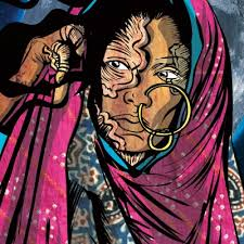 Superhero comic's 2nd volume on acid attack victims comes