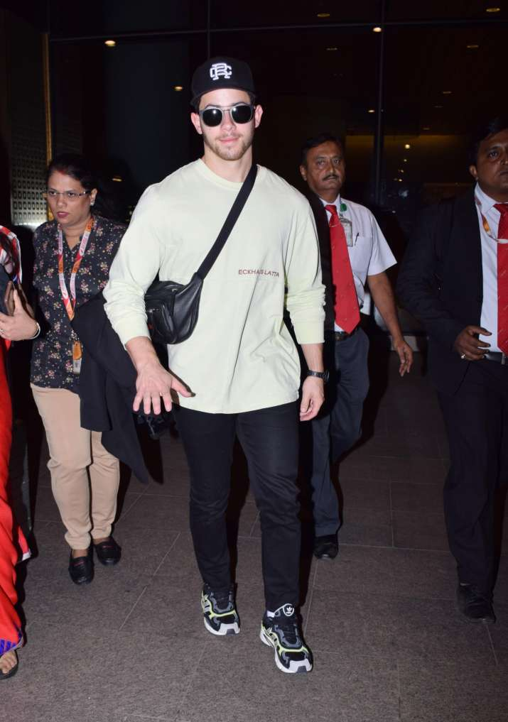 India Tv - Nick Jonas