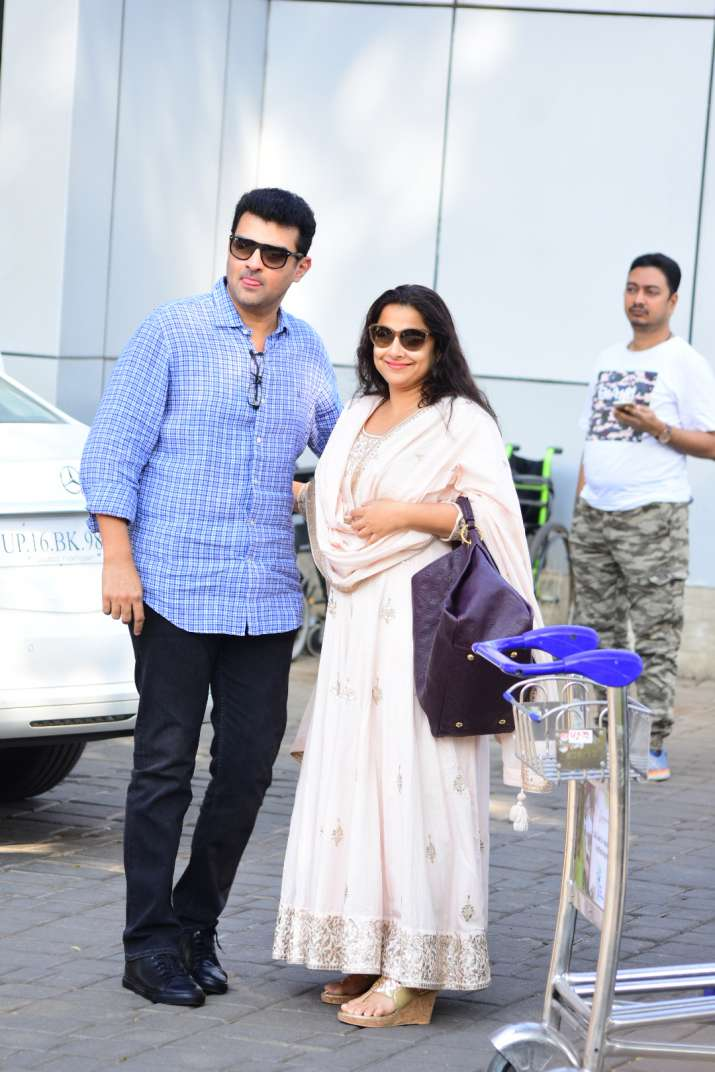 India Tv - Vidya Balan and Siddharth Roy Kapur