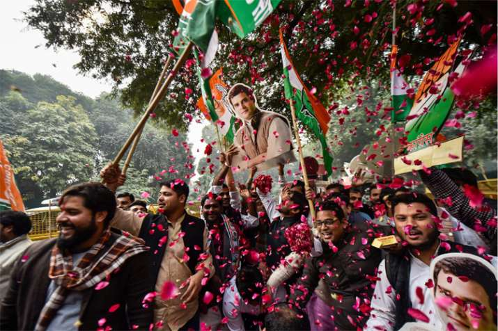 Final Rajasthan election results 2018: Rajasthan Constituency wise results Check Winners and Losers