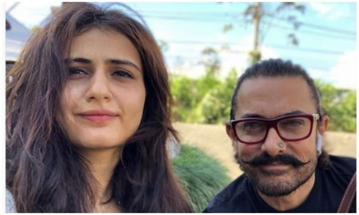 Fatima Sana Shaikh rubbishes link-up rumours with Aamir