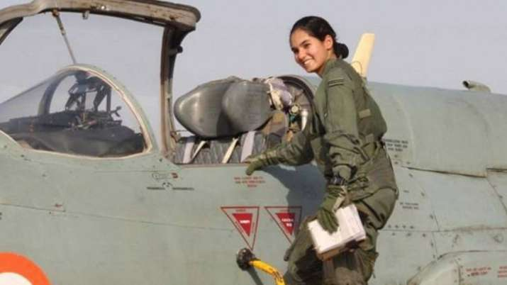 India Tv -  In February, 24-year-old Avani Chaturvedi became the first woman in India to fly a fighter jet alone.