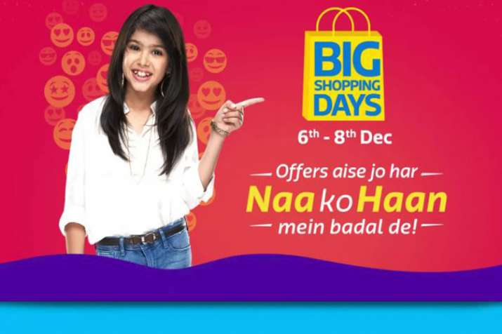 Flipkart Big Shopping Days sale begins: List of smartphones