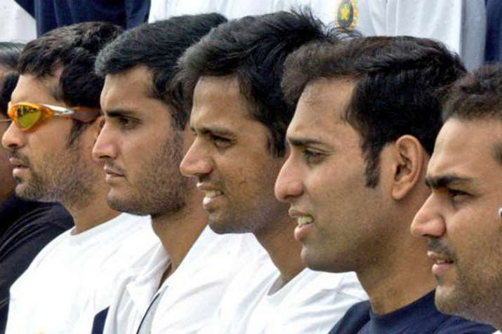Sourav Ganguly explains why he was disappointed at VVS Laxman's book title