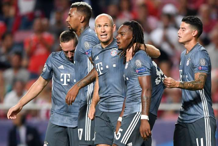 India Tv - Bayern have been dominant in the UCL, but are lagging in the Bundesliga
