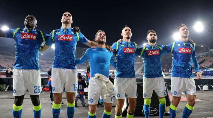 India Tv - Napoli were ousted after a loss to Liverpool