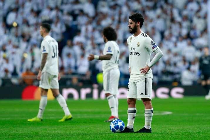 India Tv - Real Madrid have been shaky this season