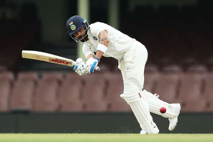Live Cricket Score, India vs Australia, 1st Test Match Day