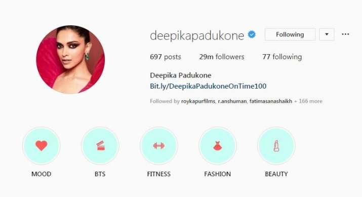 Priyanka Chopra dethrones Deepika Padukone as most ...