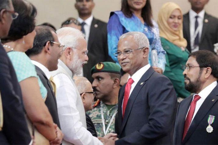 India Tv - IbrabhimSolih elected as president of Maldives