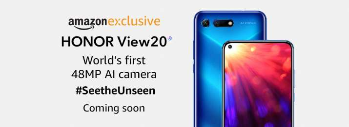India Tv - Honor View20