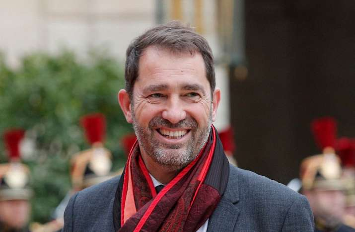 French Interior Minister Christophe Castane
